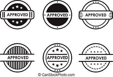Approve Design Icon Sets