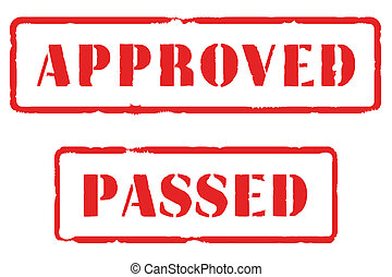 Approved and Passed.