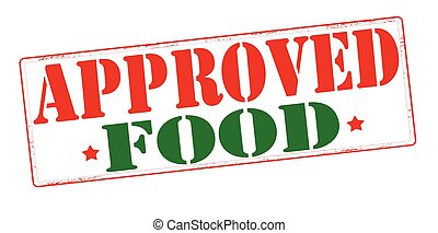 Approved food