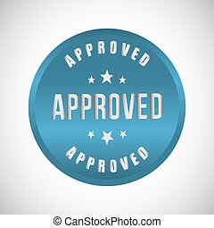 approved seal