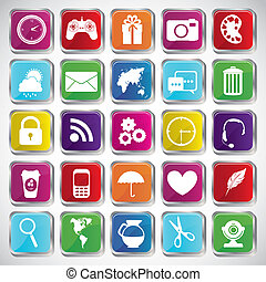 apps, 市场