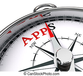apps conceptual compass
