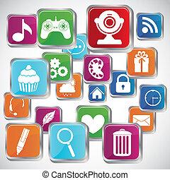 apps, markt