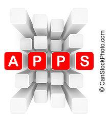 apps, nube