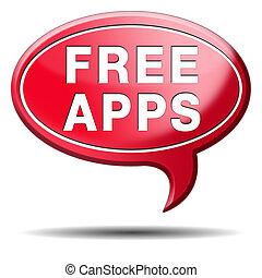 apps, wolny
