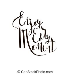apreciar, cada, momento, quote.