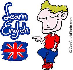 aprender, inglês