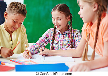 aprendizaje, para dibujar