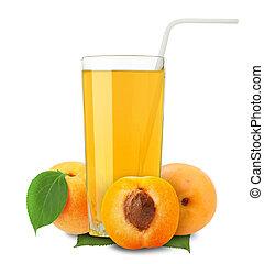 aprikos,  Juice