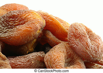 aprikoser, sundried, stack