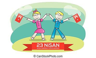 April 23 Children's Day