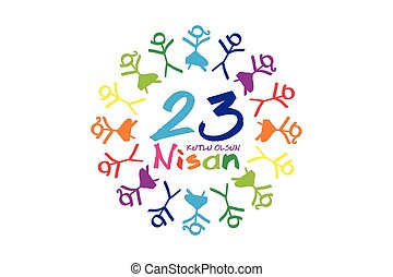 April 23 National Sovereignty and Children Day