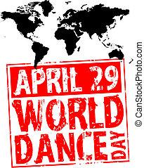 april 29 - world dance day