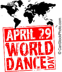 april 29 - world dance day
