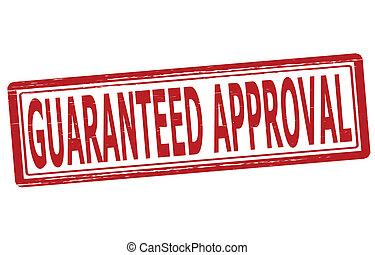 aprovação, guaranteed