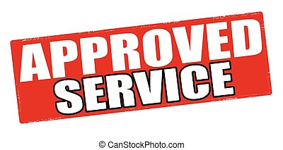 Aproved service