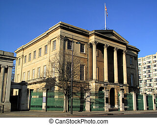 Apsley House also known as Number One, was built by Robert...