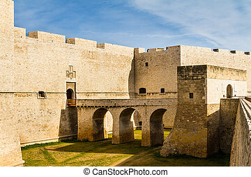 Apulian castle