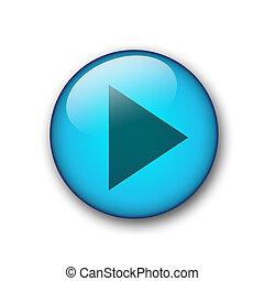 aqua web next button
