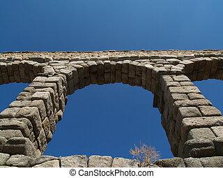 Aquaduct - Segovia