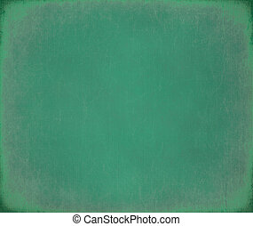 Aquamarine scratched ribbed canvas background
