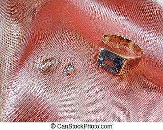 Aquamarine (sparkle)