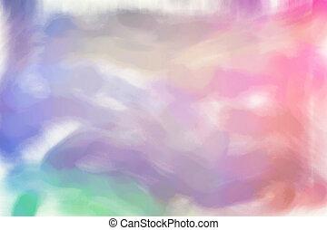 aquarela, fundo