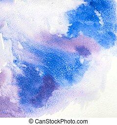 aquarela, molhados