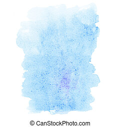 aquarela, projeto abstrato, seu, fundo