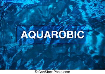 aquarobic, submarino, condición física
