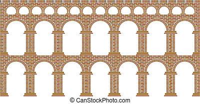 aqueduct history monument transportation water