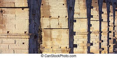 Aqueduct, Pont Du Gard, France