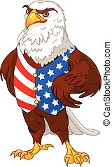 aquila, americano