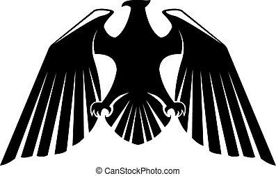 aquila, simbolo