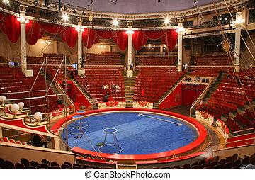 arène, 2, cirque