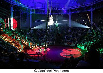 arène, 3, cirque