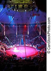 arène, cirque