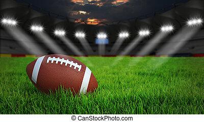 arène, football