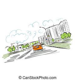 ?ar, 上, 城市, 路, 為, 你, 設計