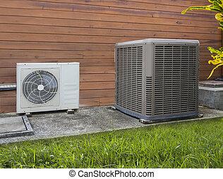 ar condicionado, unidades
