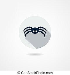 araña, icono