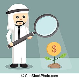 arab, üzletember