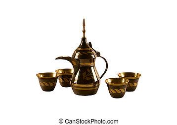 Arab coffee set