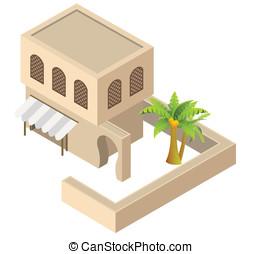 arab house