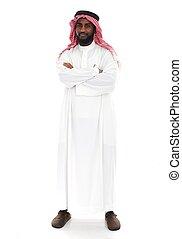 arab, person