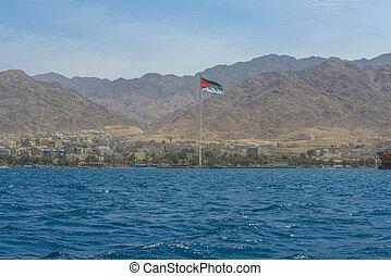 Arab Revolution flag