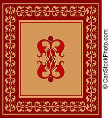 arab, szőnyeg