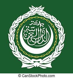 araber, liga, emblem