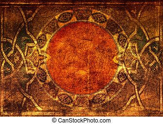 antiquity background illustration