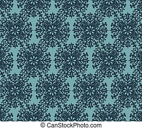 Arabesque Islamic oriental pattern